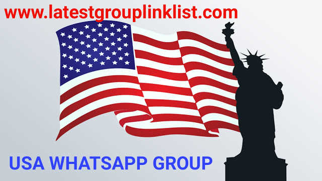 USA Laest Whatsapp Group Link List 2020 - Join United States Whatsapp Groups