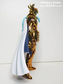 "Review del Saint Cloth Myth EX Aphrodite Pisces ver. Revival de ""Saint Seiya"" - Tamashii Nations"