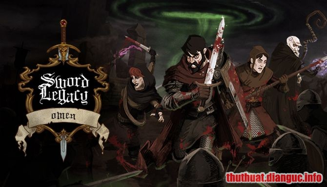 Download Game Sword Legacy Omen Full Cr@ck
