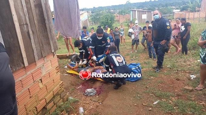 Homem é baleado com tiro na cabeça em Porto Velho