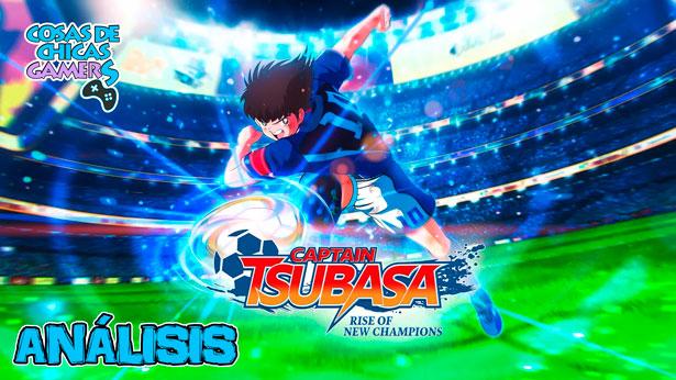 Análisis de Captain Tsubasa Rise of the New Champions en PS4