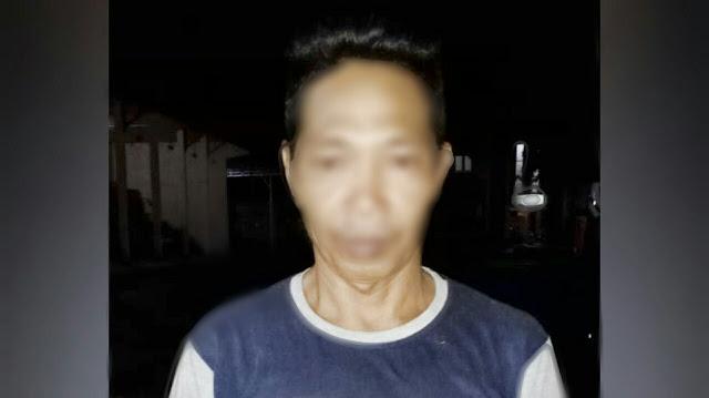 Todong Parang ke Leher Korban, Begitu Aksi Amaq Hendri Sebelum Ditangkap Polisi