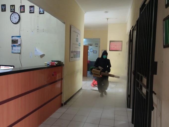 Pegawainya Terpapar Covid-19, Kantor Kelurahan Pondok Jaya Ditutup