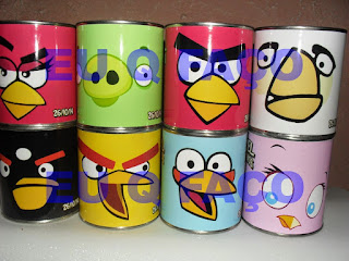 Cofrinho Angry Birds, Lembrancinha Angry Birds, Brinde Angry Birds, Tema Angry Birds, Festa Angry Birds