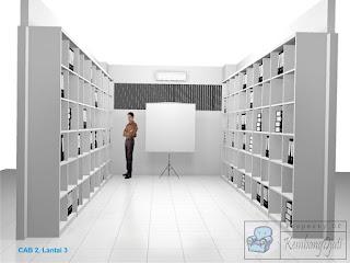 Pesan Rak Arsip Yang Kuat dan Berkualitas Furniture Semarang
