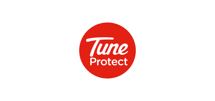 tune protect vector logo
