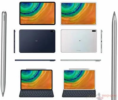 شركة هواوي تقدم كمبيوتر لوحى  وكأنه جهاز iPad Pro
