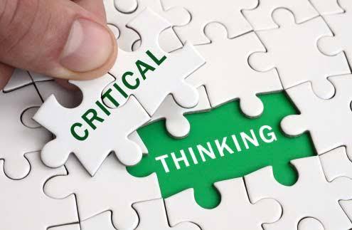 belajar cara berfikir kritis