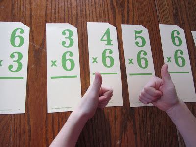 Right in a row-flaschcard games that stretch cognitive skills-The Unlikely Homeschool