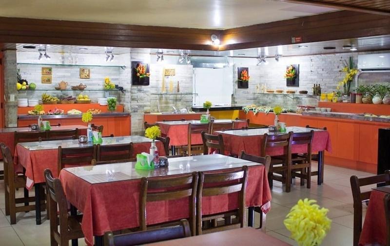 Restaurante no centro de João Pessoa