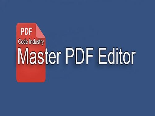 Master PDF Editor 5.7.91 Multilanguage Download Grátis