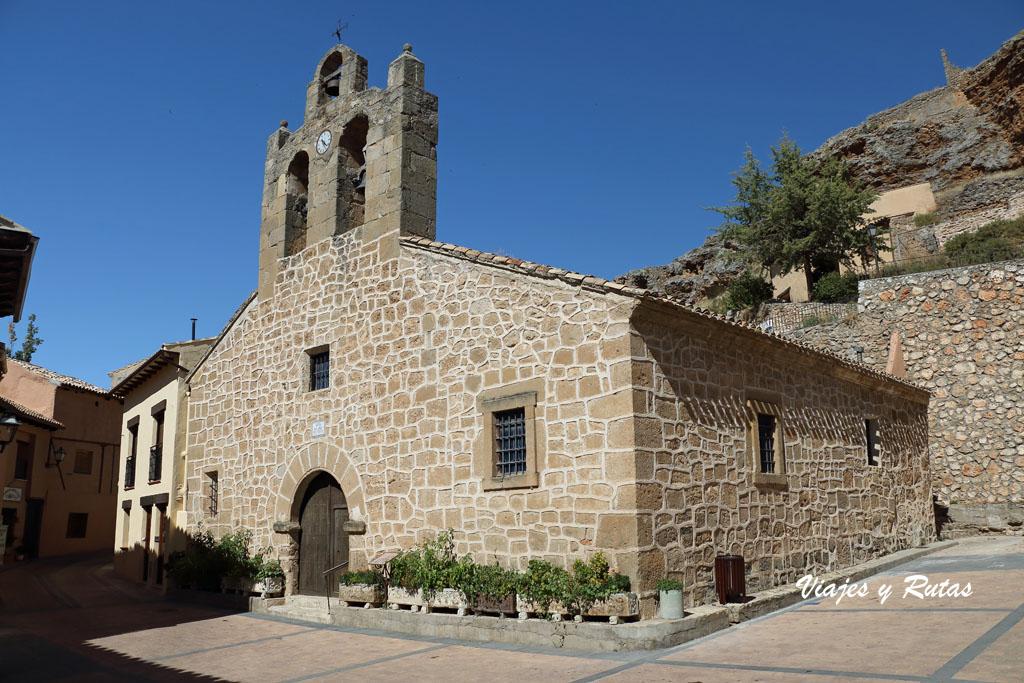 Iglesia de San Juan Bautista, Zorita