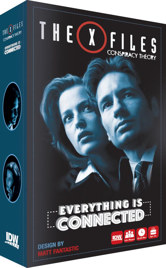 IDW Announces New X-Files Game