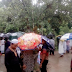 Shilokupa upazila of Jhenaidah district ignored the rain and the Eid-Fitr's congregation in different mosques was held.