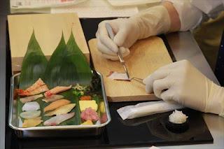 Rumah Sakit Ini Sangatlah Unik! Mereka Menggunakan Sushi dan Origami Sebagai Test Masuk