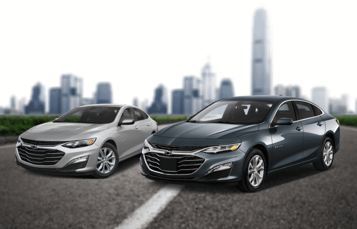 Difference Between The 2020 Chevrolet Malibu Premier Vs. Malibu LT