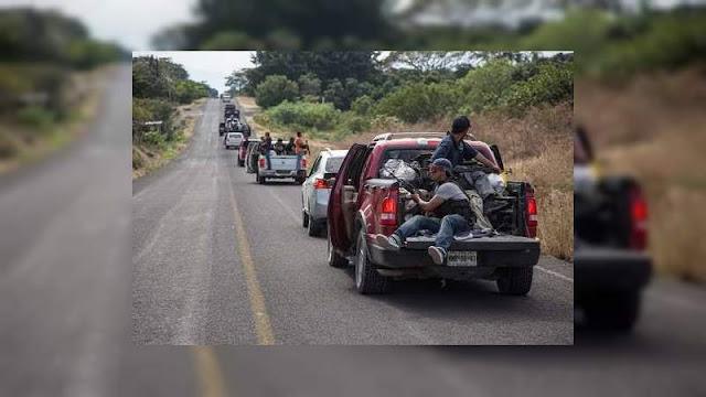 """El que no participe será despojado, Cárteles Unidos preparan """"Autodefensas"""" para combatir avance del CJNG hacía Buenavista, Michoacán"""