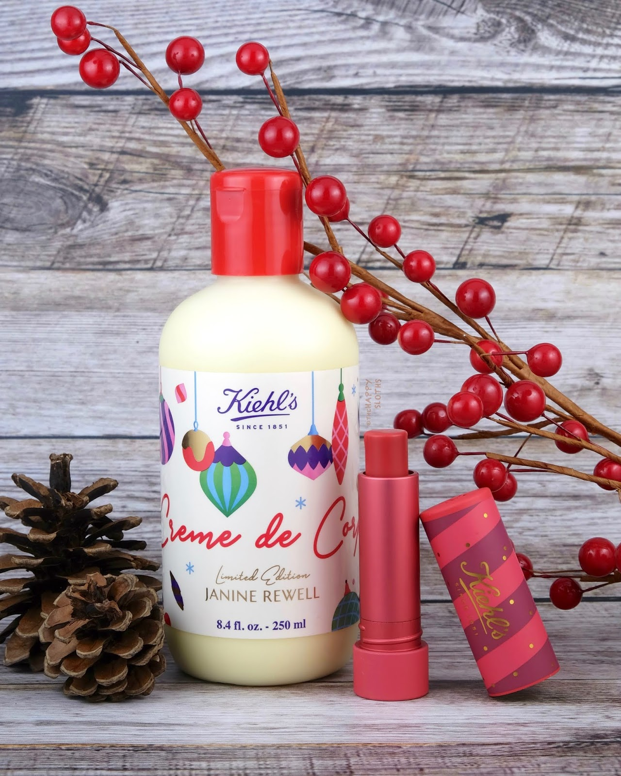 Kiehl's | Holiday 2019 Creme de Corps & Butterstick Lip Treatment: Gift Guide