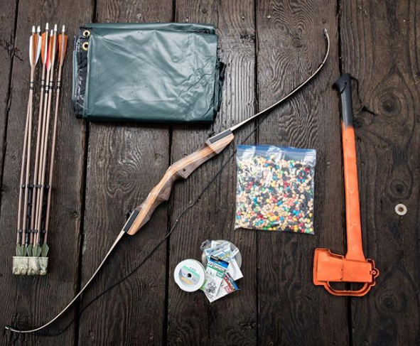 Prepper Handbook Blog: Alone Season 4 Pack List