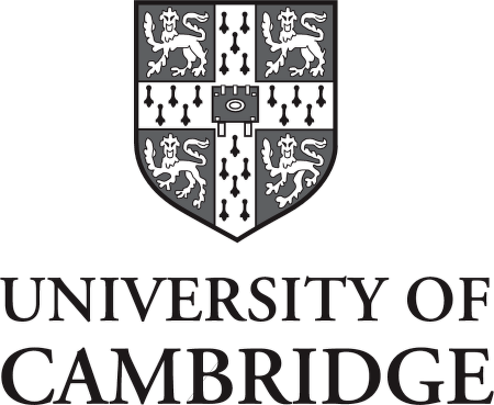 University of Cambridge International Scholarship Scheme, 2018-2019