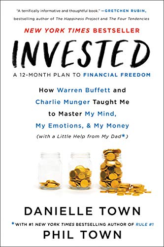 Invested by Danielle Town & Phil Town FREE Ebook Download