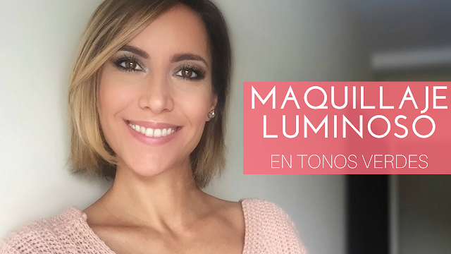 Fitness And Chicness-Maquillaje Luminoso Tonos Verdes-1