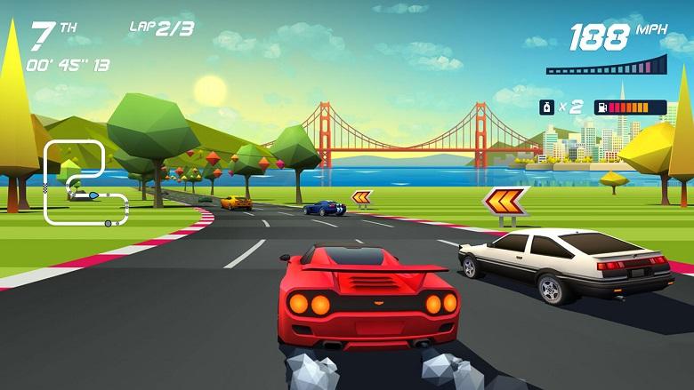 Brazilian-developed Horizon Chase Turbo is the spiritual successor to Top Gear