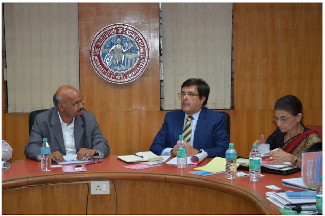 IEI-ASME Meeting at NDRF