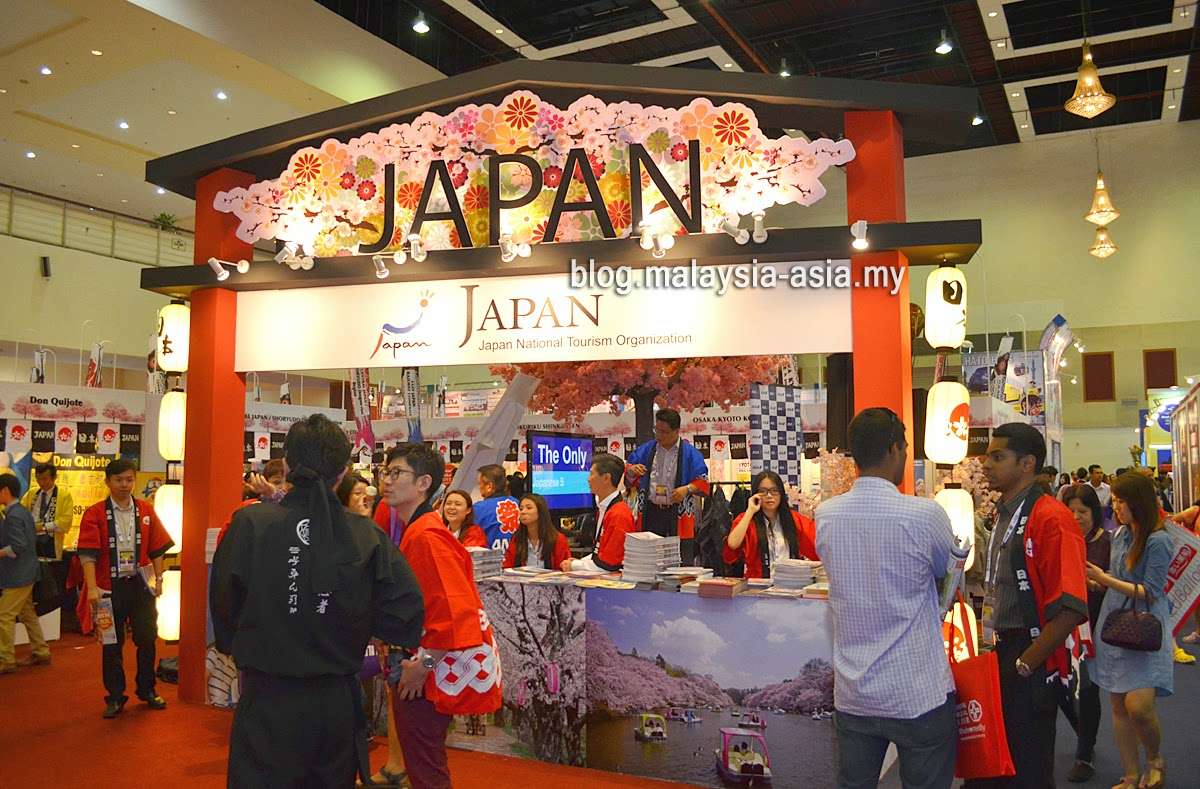 Japan National Tourism Board or JNTO
