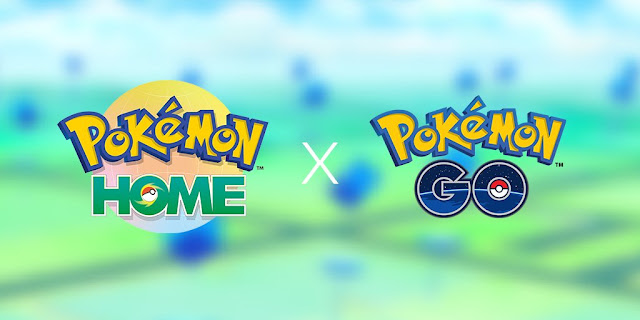 Pokémon GO: conexão com Pokémon HOME em breve!