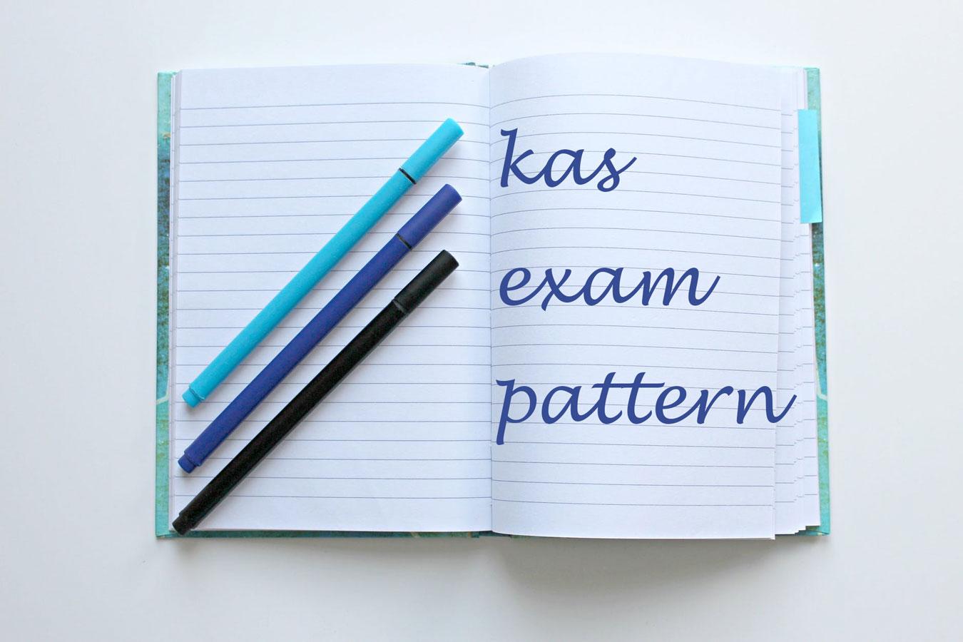 KAS Exam Pattern