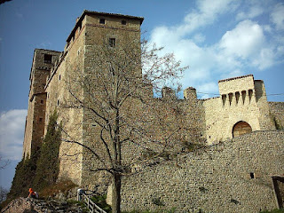 The Castello di Montecuccolo, where Montecuccoli was born more than 400 years ago, can be found at Pavullo nel Frignano