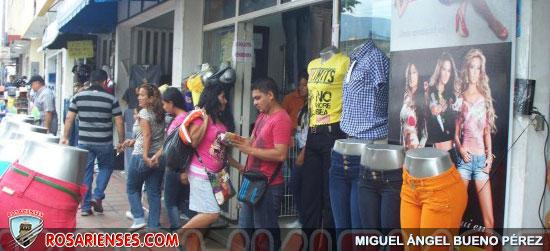 Crisis en la industria textilera de Ureña | Rosarienses, Villa del Rosario