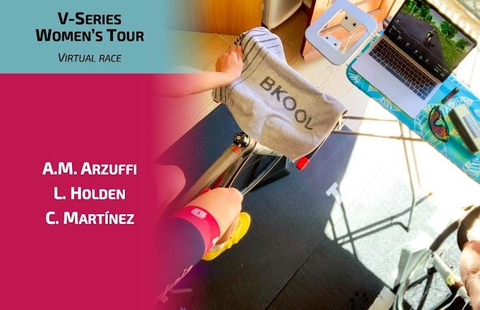 El equipo Bizkaia - Durango participará en las V-Series Women's Tour