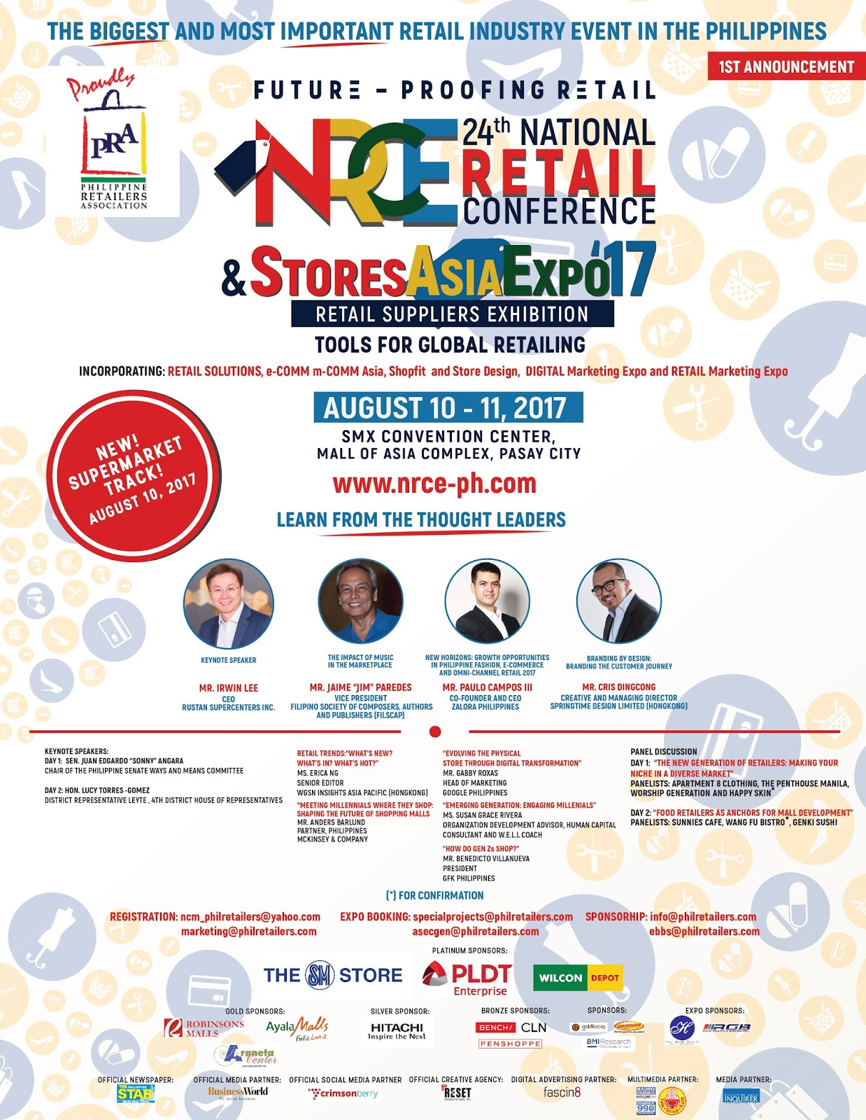 National Retail Conference and Stores Asia Expo