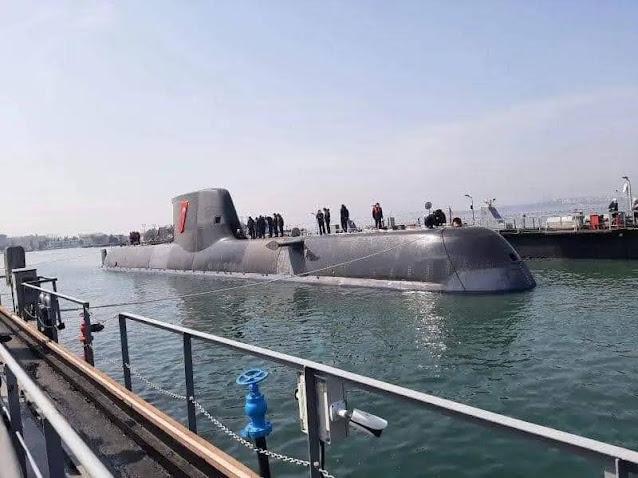El proyecto de submarinos de la clase Reis es crucial para la Armada turca.