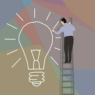 Gabungkan ide dan kreatifitas untuk usaha anda di blog, jangan hanya mengandalkan adsense