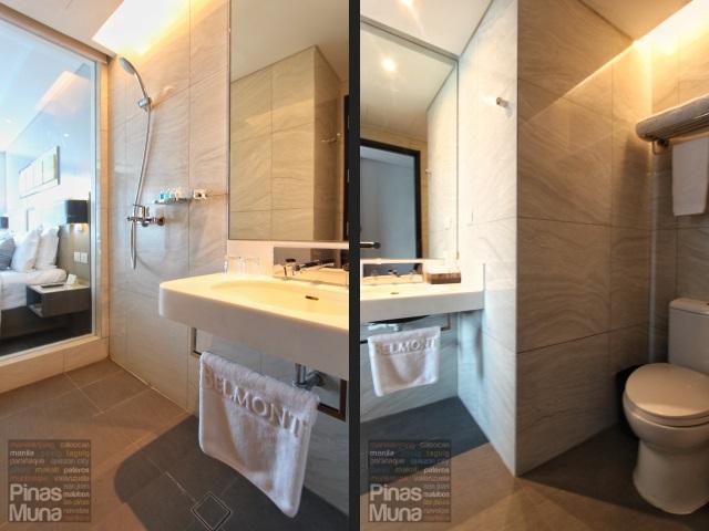 Vs Full Bathroom En Suite Bathroom: Belmont Hotel Manila