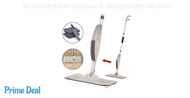 Hard Floor Mop Spray Mop 40% off