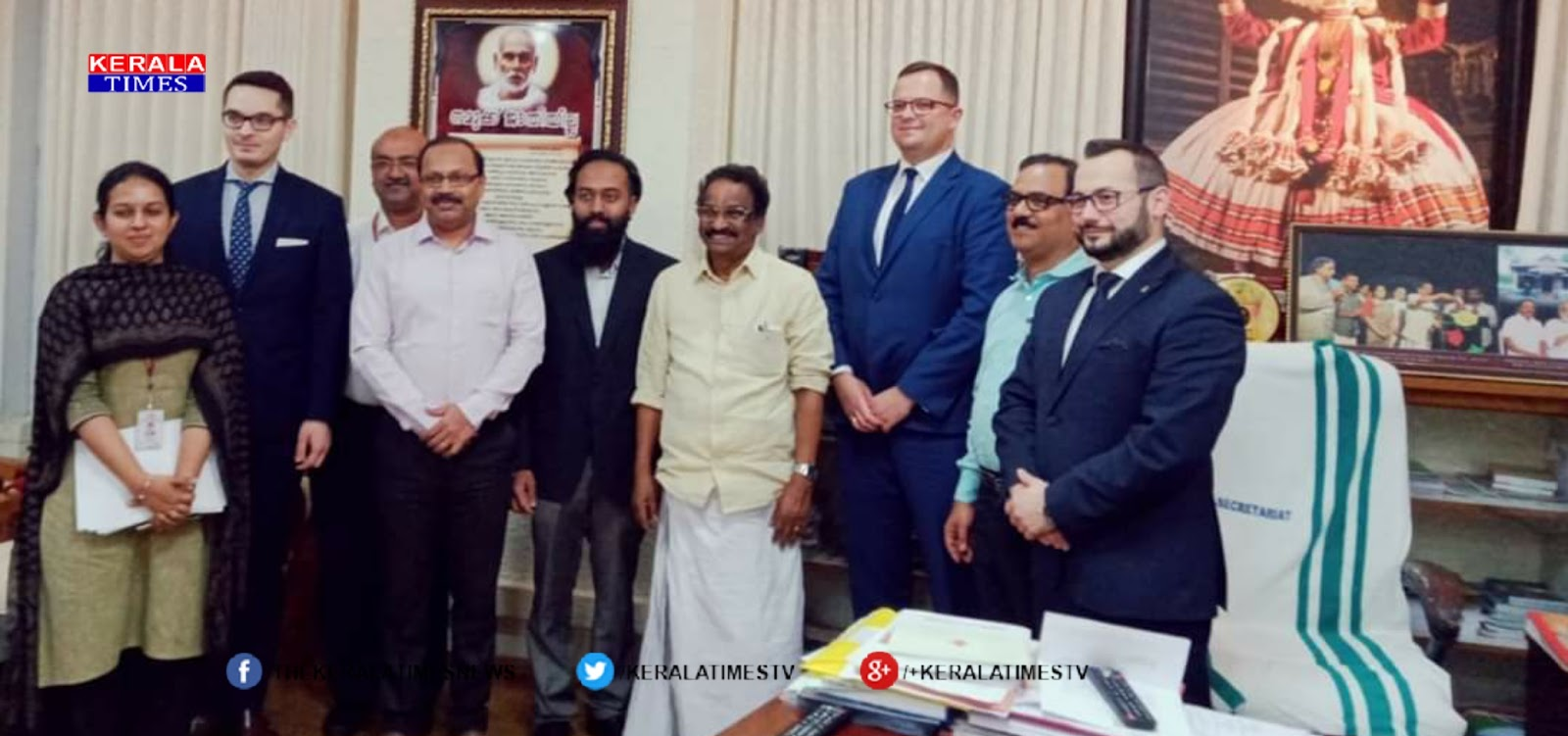 SCs and STs will be provided employment in Poland;  Minister AK Balan,www.thekeralatimes.com