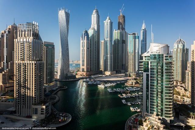 Dubai, Kota Masa Depan Mewah Di Atas Padang Pasir
