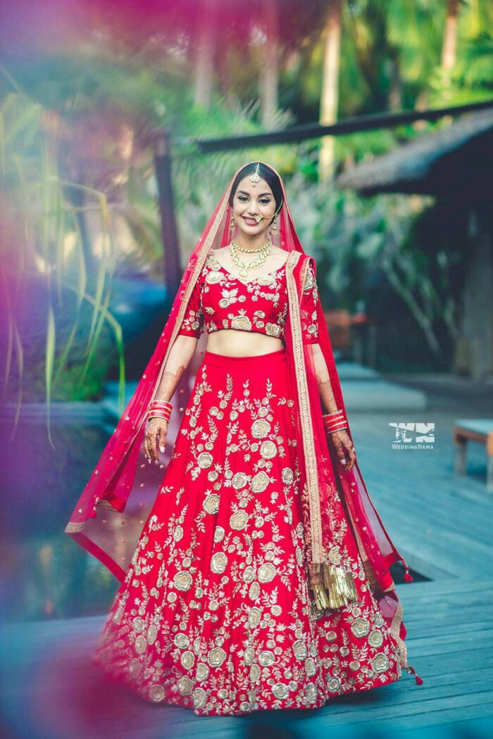 64825dc62c7b 30 Best Sabysachi Lehengas to Inspire you this Wedding Season ...