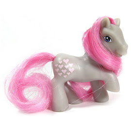 My Little Pony Snuzzle Dolly Mix Series 1 G1 Retro Pony