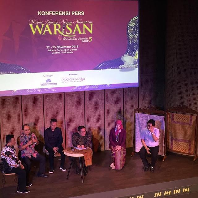 Warisan 2018