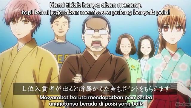 Chihayafuru Season 3 Episode 02 Subtitle Indonesia