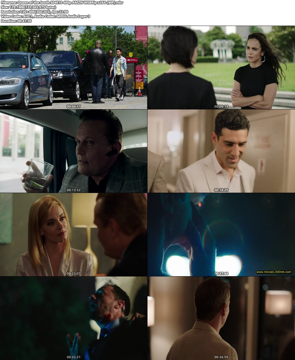 Queen of the South: 4×10