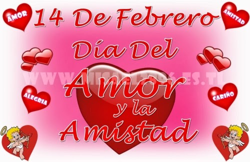 Frases De San Valentín: 14 De Febrero Día Del Amor Y La Amistad