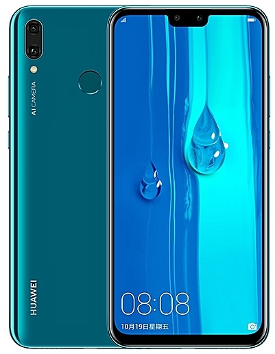 Huawei Y9 2019 Specs Review and Price