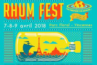 Rhum Fest Paris - logo