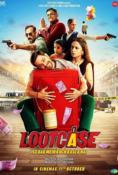 Lootcase (2020) Hindi 720p HEVC WEB-HDRip x265 AAC DD 2.0 Esubs – 650 MB